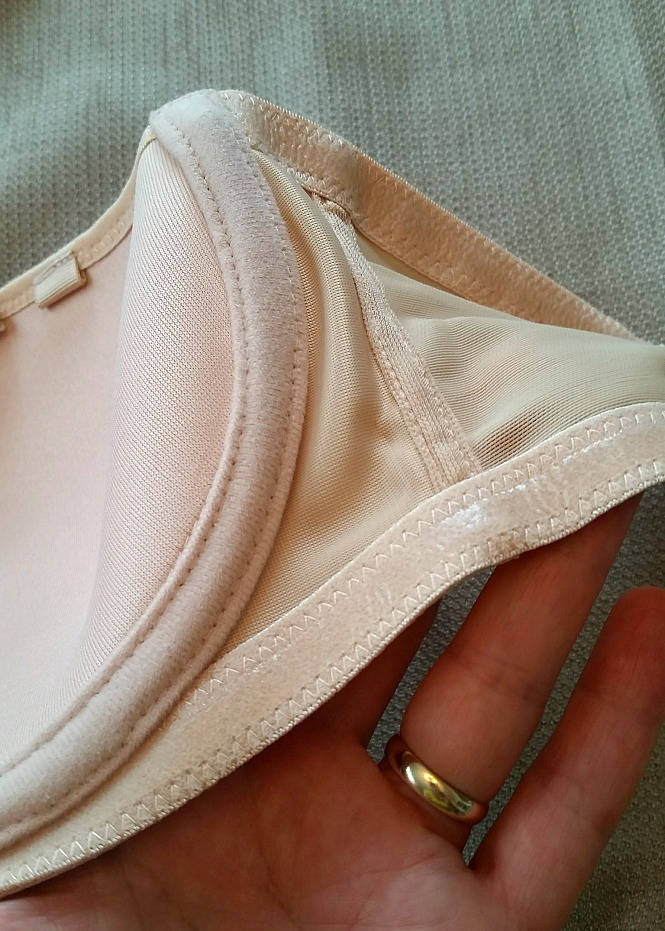 The natural stay up strapless bra review