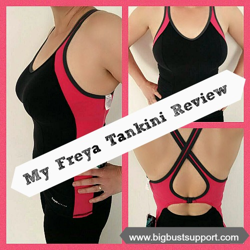 my freya tankini review