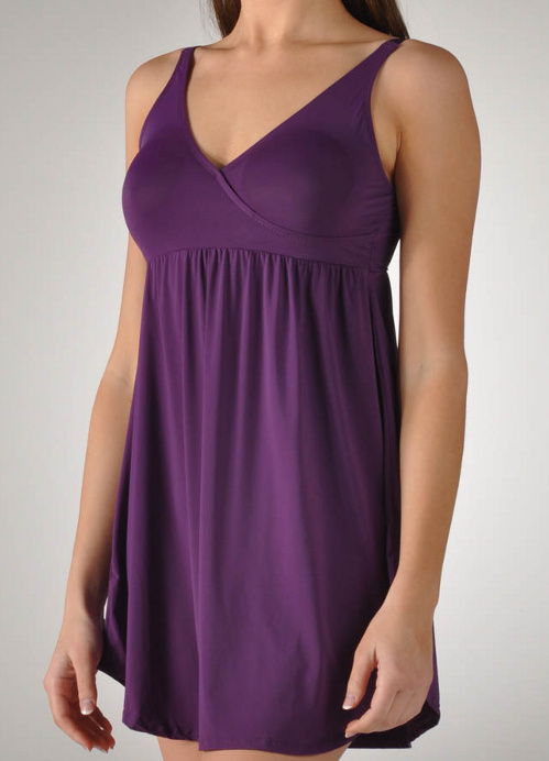 Nightdresses With Bra Support
